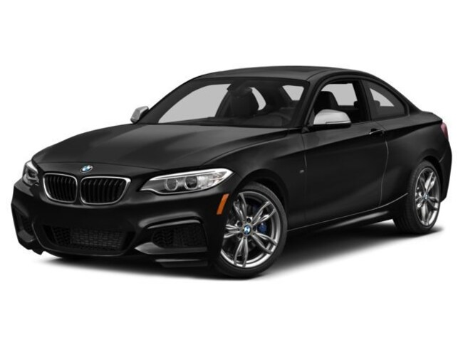 2017 BMW M240 i xDrive Coupe