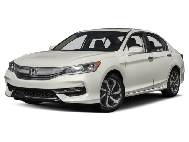 2017 Honda Accord Sedan EX-L Car