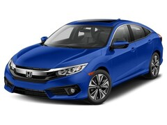 2017 Honda Civic EX-T Sedan