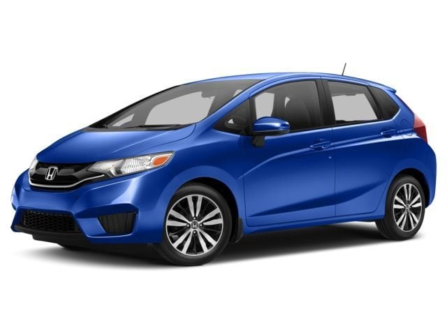 2017 Honda Fit SE Hatchback