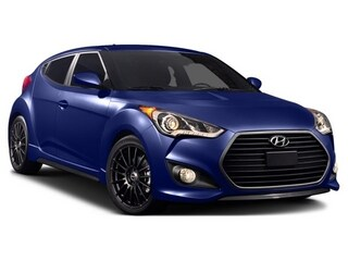 2016 Hyundai Veloster Rally Edition Hatchback