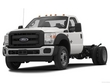 2013 Ford F-550 Chassis Truck Regular Cab