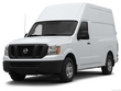 2013 Nissan NV Cargo NV3500 HD Van High Roof Cargo Van