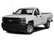 2015 Chevrolet Silverado 1500 Truck Regular Cab