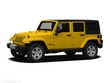 2011 Jeep Wrangler Unlimited SUV