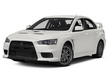 2014 Mitsubishi Lancer Evolution Sedan