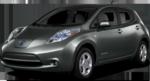 2016 Nissan LEAF Hatchback Super Black