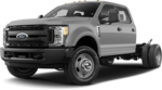 2017 Ford F-550 Chassis Cab/Chassis