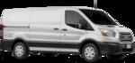 2017 Ford Transit-150 150 SWB Low Roof Cargo Van w/60/40 Passenger Side