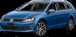 2015 Volkswagen Golf SportWagen Wagon