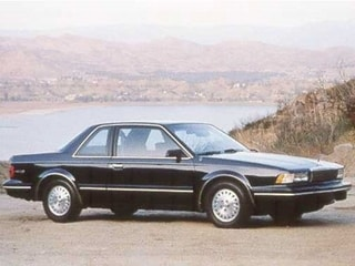 1993 Buick Century Coupe