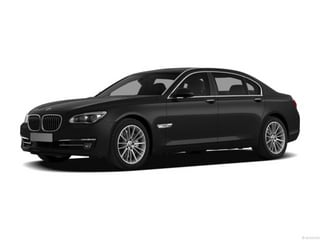 2013 BMW 750i Sedan  at Grayon BMW