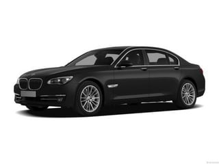 2013 BMW 750i xDrive Sedan  at Grayon BMW