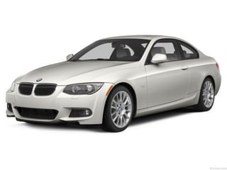 2013 BMW 335i xDrive Coupe