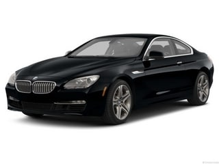2013 BMW 640i Coupe