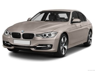 2013 BMW ActiveHybrid 3 Sedan