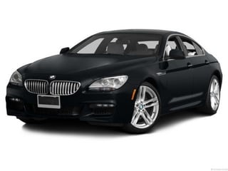 2013 BMW 650i Gran Coupe  at Grayon BMW