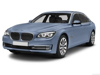 2013 BMW ActiveHybrid 740 Sedan