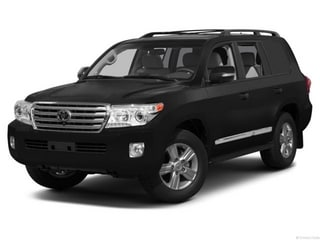 2013 Toyota Land Cruiser SUV