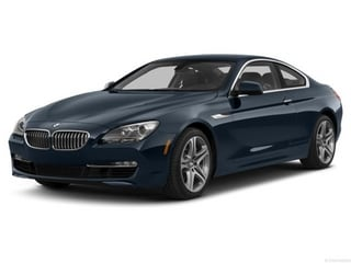 2014 BMW 650 Coupe