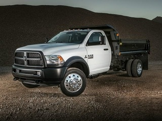 2018 Ram 4500 Chassis Truck