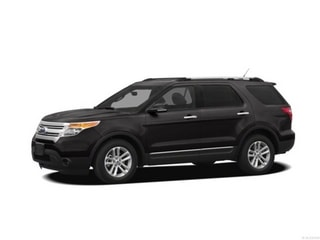 2011 Ford Explorer SUV Black