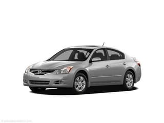 2011 Nissan Altima Hybrid Sedan Brilliant Silver Metallic