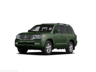 Used Land Cruiser