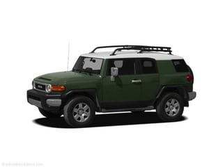 Used FJ Cruiser