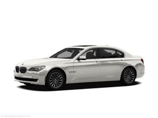 2012 BMW 740i Sedan  at Grayon BMW Alpine White