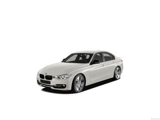 2012 BMW 335i Sedan Alpine White