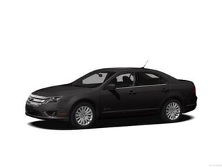 2012 Ford Fusion Hybrid Sedan  at Courtesy Portland Black