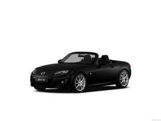 2012 Mazda MX-5 Miata Convertible Brilliant Black Clearcoat