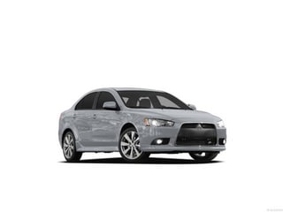 2012 Mitsubishi Lancer Sedan Apex Silver Metallic