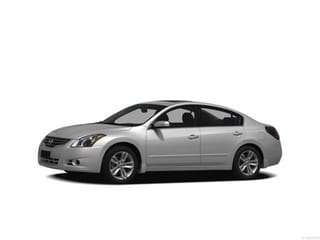 2012 Nissan Altima Sedan Brilliant Silver Metallic