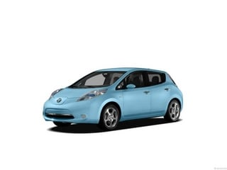 2012 Nissan LEAF Hatchback Blue Ocean