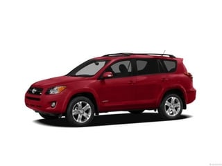2012 Toyota RAV4 SUV Barcelona Red Metallic