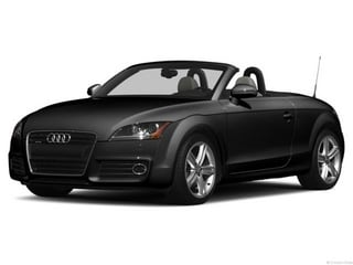 Audi 2013 Black on Black Black Roof Ibis White Black Roof Ice Silver Metallic Black