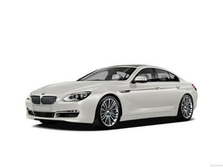 2013 BMW 650i xDrive Gran Coupe Alpine White