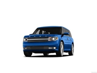 2013 Ford Flex SUV Deep Impact Blue Metallic