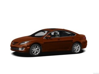 2013 Mazda Mazda6 Sedan Autumn Bronze