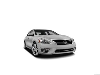 2013 Nissan Altima Sedan Brilliant Silver Metallic