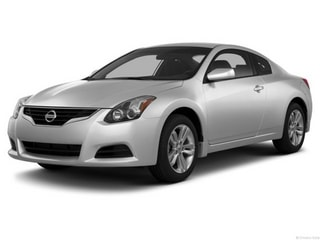 2013 Nissan Altima Coupe Brilliant Silver Metallic