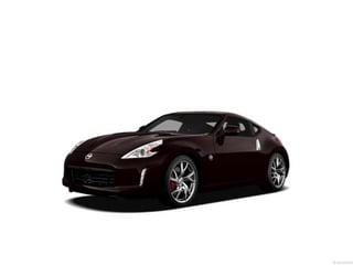 2013 Nissan 370Z Coupe Black Cherry Metallic