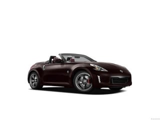 2013 Nissan 370Z Roadster Black Cherry Metallic