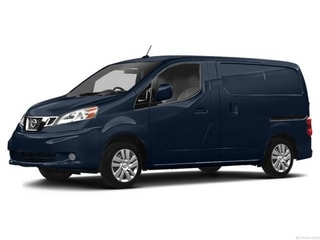 2013 Nissan NV200 Van Blue Onyx Metallic