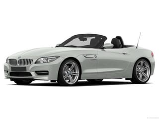2014 BMW Z4 Convertible Alpine White