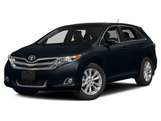 2015 Toyota Venza Crossover Parisian Night Pearl