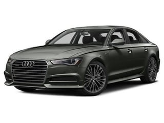 2016 Audi A6 Sedan Daytona Gray Pearl Effect