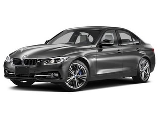 2016 BMW 328i Sedan Platinum Silver Metallic